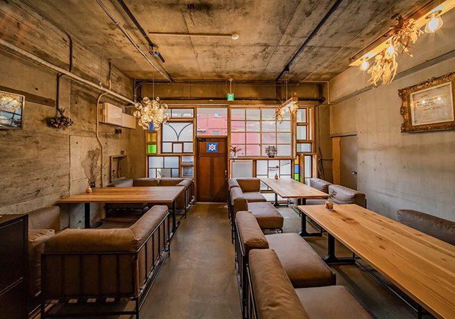 cafebar&guesthouse ennova